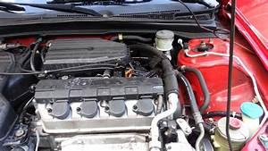 Honda Civic 2002 Engine