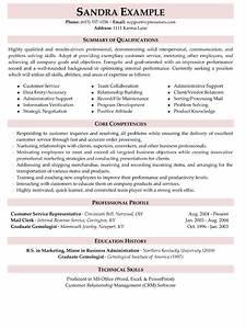 customer service resume summary jvwithmenowcom With good summary for resume