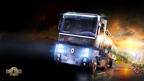 Truck Simulator 2 Wallpaper 4k truck simulator 2 hd wallpapers and background images