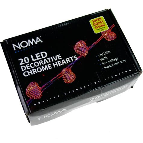 noma 2 85m length of 20 indoor static led low voltage