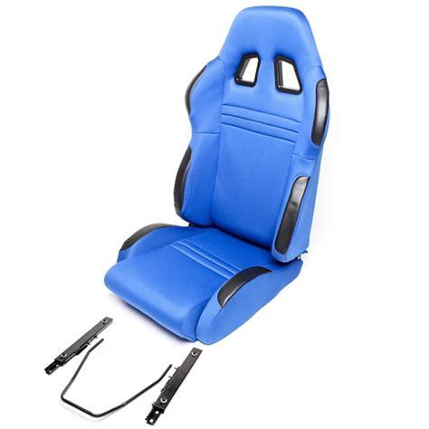 siege semi baquet ta technix sport ajustement semi baquet pilote bleu