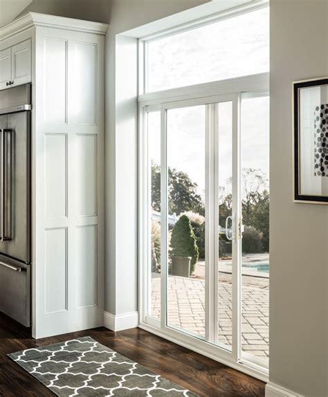 Exterior Kitchen Door With Window by 33 Best Patio Doors Images On Patio Design