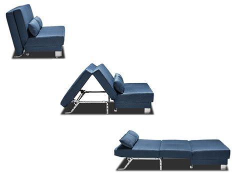 canapé lit confort bz en 120 cm enzo