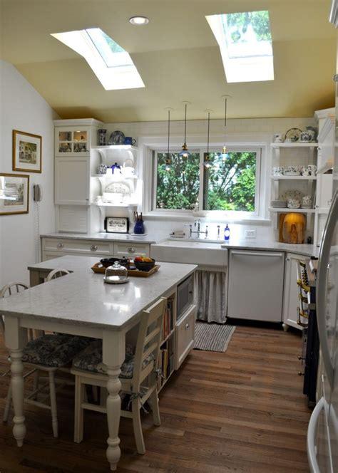 white kitchen transformation  upstate  york maria killam  true colour expert