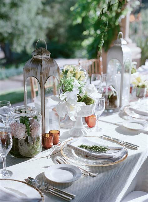 Wedding Ideas: Decorating with Lanterns Inside Weddings