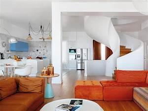 Une Maison Au Design Ouvert
