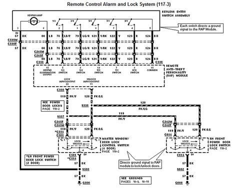 Ford Explorer Wiring Harness Diagram Gallery