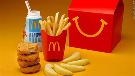 Mcdonald's Shaker Fries Are Back