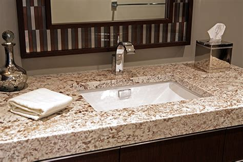 6 Most Popular Granite Colors For Bathrooms