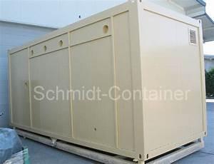20 Fuß Container In Meter : technische container technikcontainer technikmodul container f r technische einbauten von ~ Frokenaadalensverden.com Haus und Dekorationen