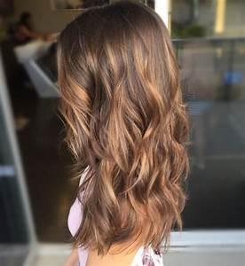 Hellbraune Haare Mit Blonden Strähnen : dunkle str hnchen auf verschiedenen haarfarben ~ Frokenaadalensverden.com Haus und Dekorationen