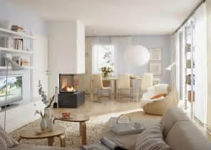 kleine esszimmer gestalten dunkles wohnzimmer wird einladend und hell schöner wohnen