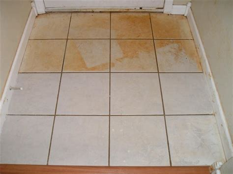 how to clean mud paint other stains tile new