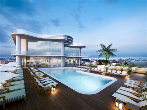Rooftop Pools To Make Your Head Swim