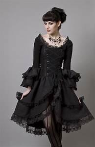 Gothic Kleidung Auf Rechnung : gothic kleider 5 besten damenmode ~ Themetempest.com Abrechnung