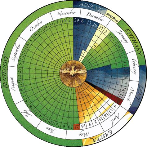 catholic calendar liturgical calendar template printable