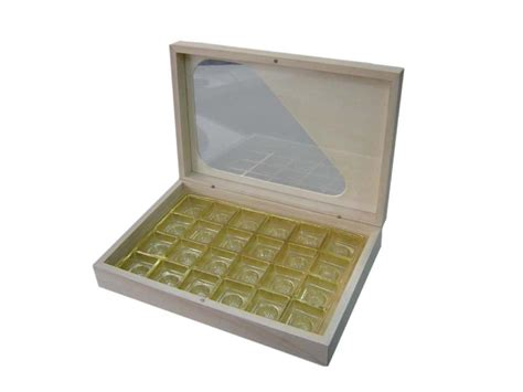Wooden Chocolate Box EX W0124 Extreme (China