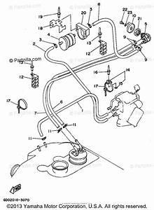 Yamaha Waverunner 1994 Oem Parts Diagram For Fuel Filter