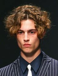 Men Perm Hairstyles