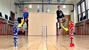 Dice Stacking and Trick Shots | That's Amazing and Trick ...