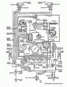 130  Wiring Diagram Prefect 3 Brush Dynamo Pre 1945