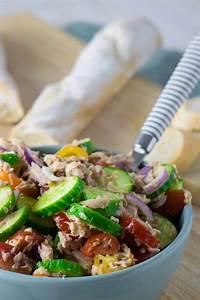 Honig Senf Sauce Salat : schneller thunfischsalat mit honig senf dressing ~ Watch28wear.com Haus und Dekorationen