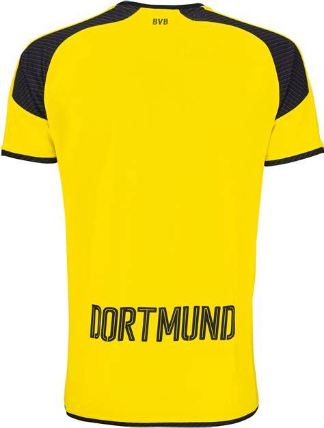 Borussia Dortmund 1617 Champions League Kit Released