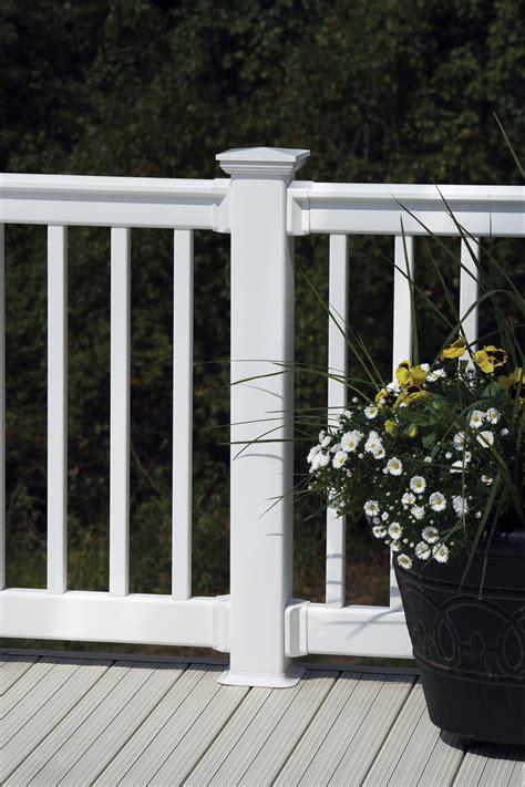 certainteeds evernew oxford vinyl railing maintenance