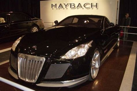 The million Maybach Exelero