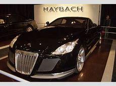 The $8million Maybach Exelero