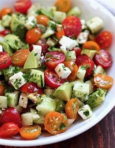 Salade Originale Pour Barbecue : salade healthy salade fra cheur cuisine pinterest ~ Melissatoandfro.com Idées de Décoration