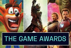 Game Awards 2018 COUNTDOWN Start Time: Avengers, Crash ...