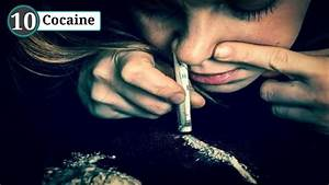 10 Of The Most Illegal Drugs And Their Histories | list 10 ...