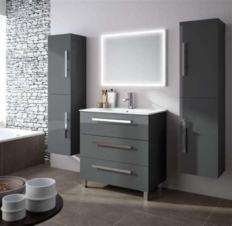 meubles lave mains robinetteries meuble sdb meuble de salle de bain sur pieds 80 cm