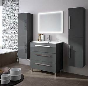 meubles lave mains robinetteries meuble sdb meuble de With meuble 3 tiroirs salle de bain