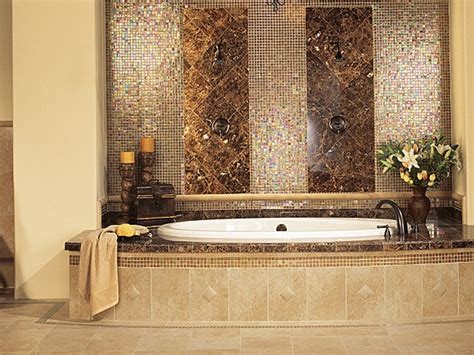 shower tub insert 30 beautiful ideas and pictures decorative bathroom tile