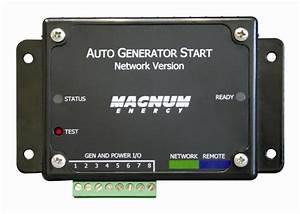 Magnum Auto Generator Start Ags