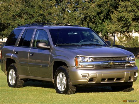 Chevrolet Trailblazer Picture by Pictures Of Chevrolet Trailblazer 2001 05 1024x768