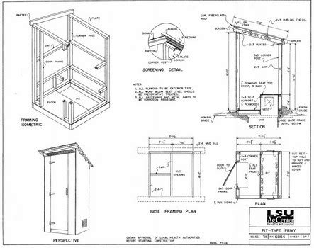 outhouse plans build  outhouse   plans