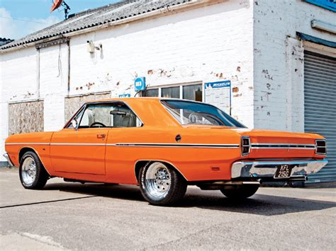 dodge dart restoration mopar muscle hot rod network