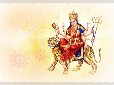 Durga Maa Animated Wallpaper - peartreedesigns maa durga wallpaper