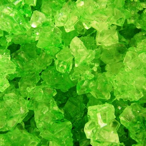 Rock Candy Strings  Lime Green 5lb