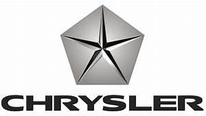 Chrysler Logo, Chrysler Zeichen, Vektor. Bedeutendes Logo ...