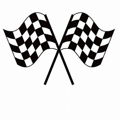 Checker Racing Flags Decal Flag Checkered Sticker