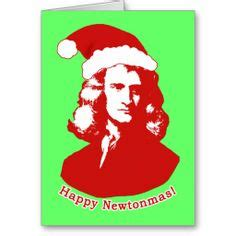 Happy Gravitation 2 Who S The Baby Boy You Ask Isaac Newton Tree Topper For The Scientist Atheist