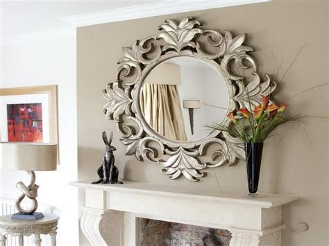 Designer Mirrors For Living Rooms Unique And Stunning Wall