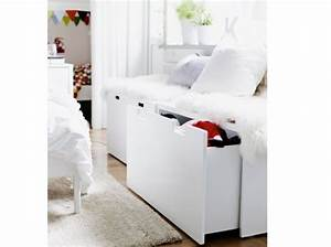 Linge De Maison Ikea : les rangements pratiques deviennent invisibles banc avec rangement ikea et le linge ~ Teatrodelosmanantiales.com Idées de Décoration