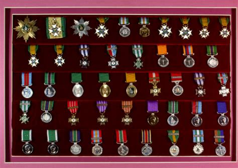 Awards And Decorations Of The Us by Rhodesian Awards And Decorations Descriptions