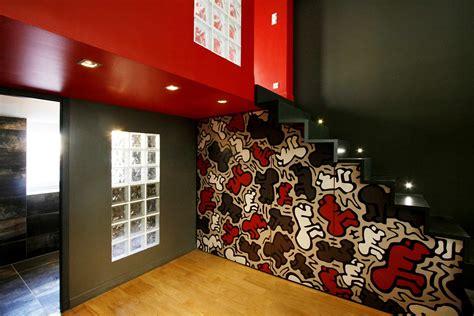 rénovation chambre à coucher décoration et rénovation moderne d un appartement à lyon