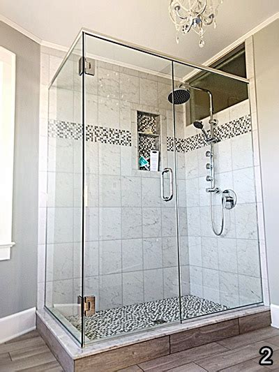 the shower door store custom frameless shower door store master shower doors